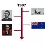 Najważniejsze wydarzenia 1907 roku