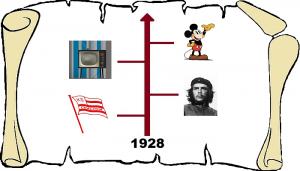1928 grafika