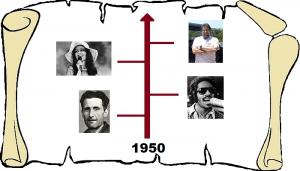 1950 grafika