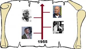 1955 grafika