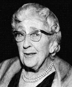 Agatha Christie grafika