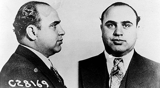 Al Capone grafika