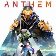 Anthem grafika