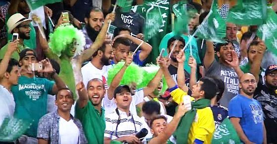 Reprezentacja Arabii Saudyjskiej grafika