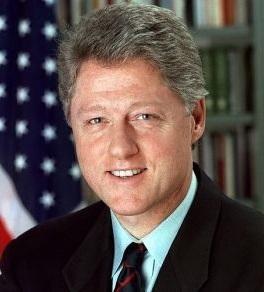 Bill Clinton grafika