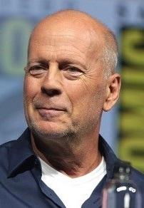 Bruce Willis grafika