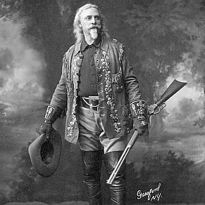 Buffalo Bill grafika