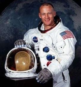 Buzz Aldrin grafika