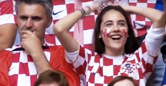 Reprezentacja Chorwacji grafika