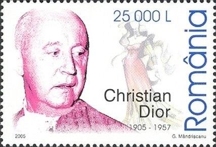 Christian Dior grafika