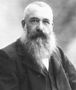 Claude Monet grafika