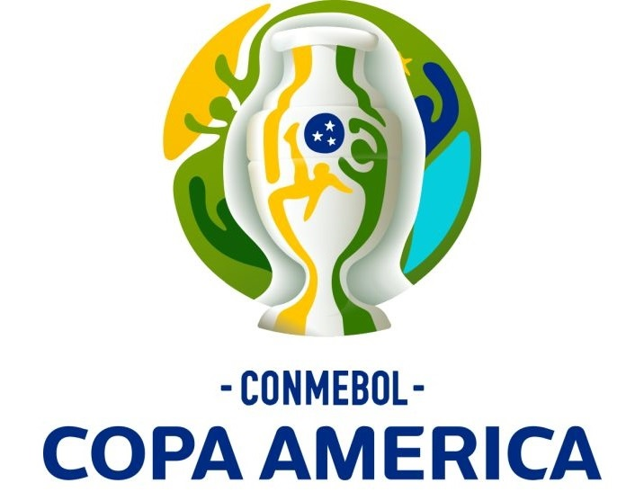 Copa America 1955 grafika