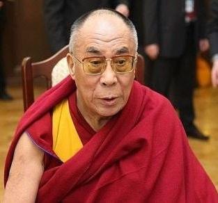 Dalajlama XIV - Tenzin Gjaco grafika
