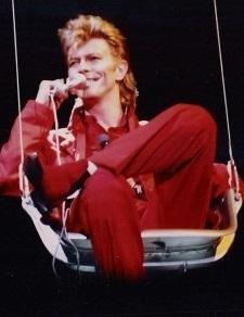 David Bowie grafika