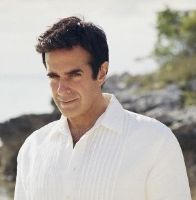 David Copperfield grafika