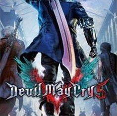 Devil May Cry 5 grafika