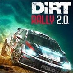 DiRT Rally 2.0 grafika