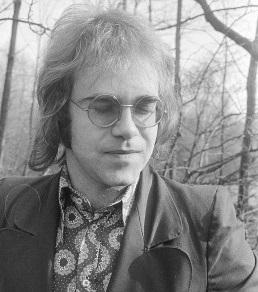 Elton John grafika