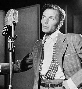 Frank Sinatra grafika