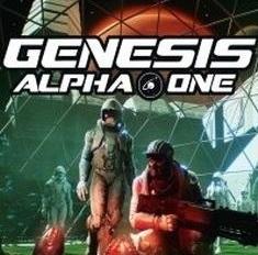 Genesis Alpha One grafika