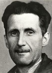 George Orwell grafika