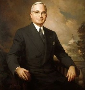 Harry Truman grafika