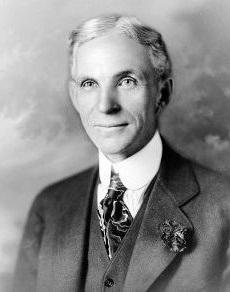 Henry Ford grafika