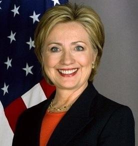 Hillary Clinton grafika