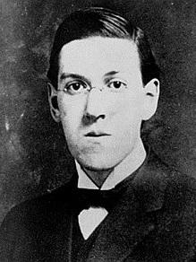 Howard Phillips Lovecraft grafika