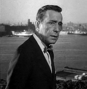 Humphrey Bogart grafika