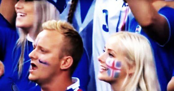 Reprezentacja Islandii grafika