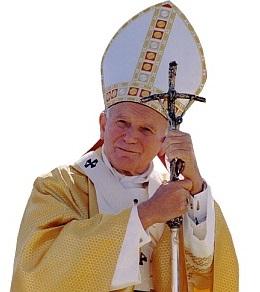 Jan Paweł II grafika