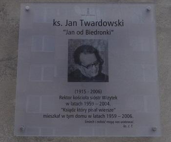Jan Twardowski grafika