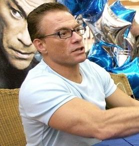 Jean-Claude Van Damme grafika