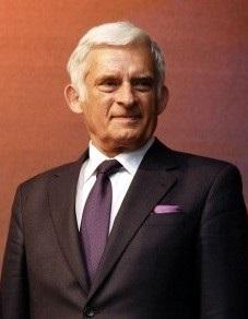 Jerzy Buzek grafika
