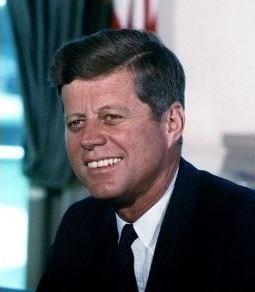 John F. Kennedy grafika