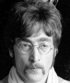 John Lennon grafika