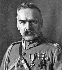 Józef Piłsudski grafika