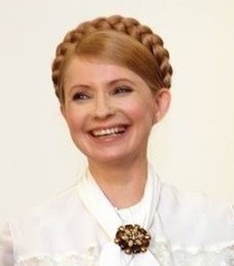Julia Tymoszenko grafika