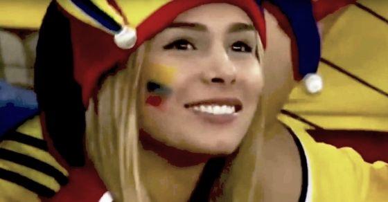 Reprezentacja Kolumbii grafika