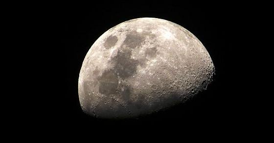 Księżyc grafika