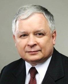Lech Kaczyński grafika