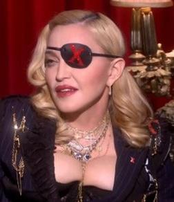 Madonna grafika