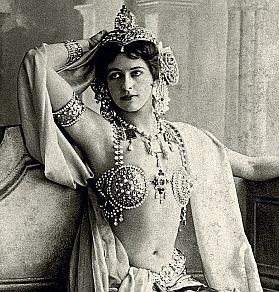 Mata Hari grafika