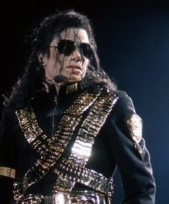 Michael Jackson grafika