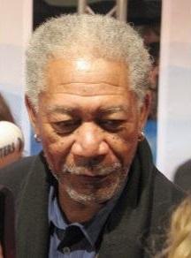 Morgan Freeman grafika