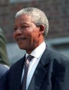 Nelson Mandela grafika