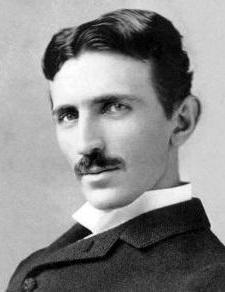 Nikola Tesla grafika