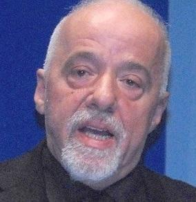 Paulo Coelho grafika