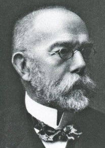 Robert Koch grafika